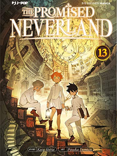 The promised Neverland (Vol. 13)