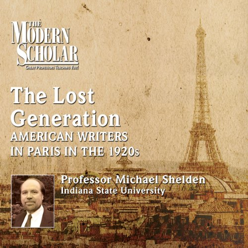 The Lost Generation audiobook cover art