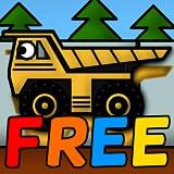 Autocarri Bambini: Puzzle - Gratuito