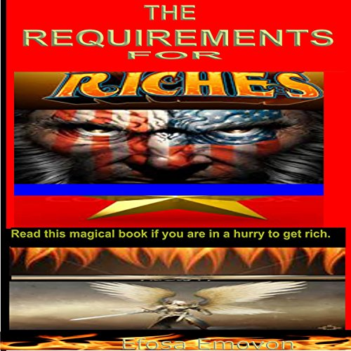 The Requirements for Riches audiobook cover art