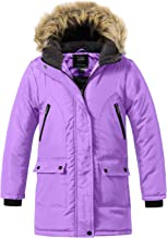 ZSHOW Girl's and Boy's Winter Warm Coat Padded Puffer Jacket