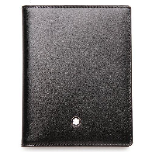 モンブラン MONTBLANC マルチクレジットカードケース 牛革カードホルダー 5527 [並行輸入品]