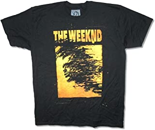 The Weeknd Madness Men's Black T Shirt