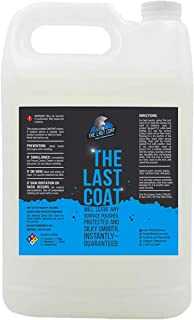 The Last Coat Car Polish Set - Liquid Coating Protection Premium Microfiber Towels & Sprayers Included - Paint Care & Repa...