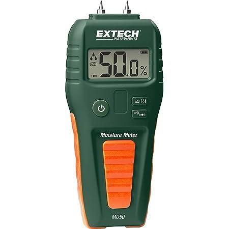 Extech Mo55 Feuchtigkeitsmessgerät Mit Und Ohne Messstift Gewerbe Industrie Wissenschaft