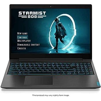 "2019 Lenovo Ideapad L340 Gaming Laptop, 15.6"" FHD IPS Display, 9th Gen Intel Quad-Core i5-9300H Upto 4.1GHz, 16GB DDR4 RAM, 512GB SSD, NVIDIA GeForce GTX 1650 4GB, Backlit Keyboard, USB-C, Windows 10"