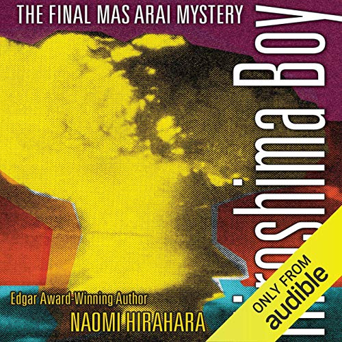 Hiroshima Boy audiobook cover art