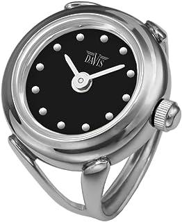 Davis 4189SW 女士戒指可调节手表
