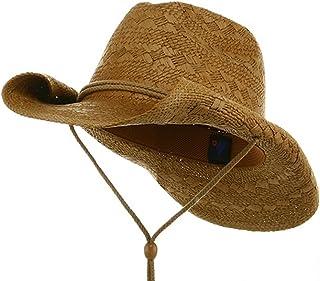 61695f619ce MG Ladies Toyo Straw Cowboy Hat