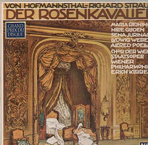 Der Rosenkavalier,, E.Kleiber, Wiener Philharmoniker [4xVinyl]
