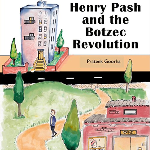 Henry Pash and the Botzec Revolution audiobook cover art