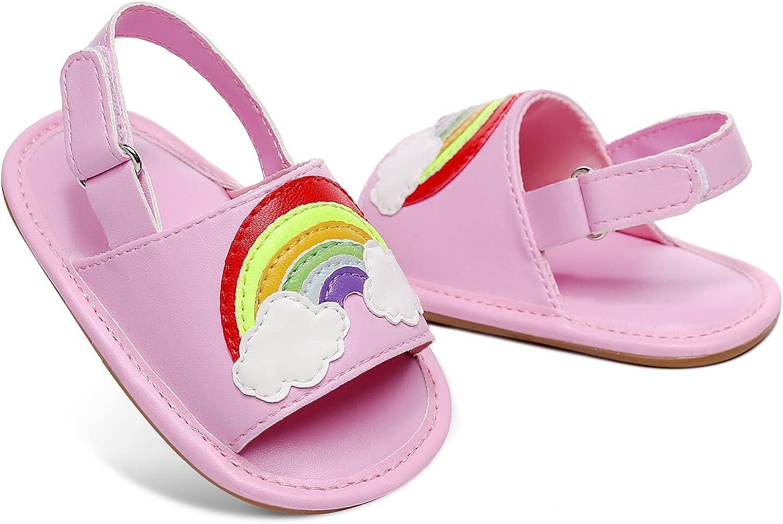 Baby Girls Sandals Infant Summer Boys Shoes Super sale Very popular Walker First Toddler