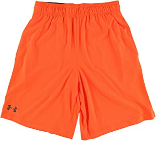 Under Armour Orange/Grey Sport Short For Men