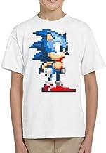The Fan Tee Camiseta de NIÑOS Sonic Videojuegos Anillos NES 003