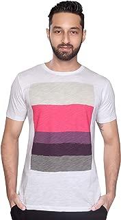 NODE - Analogous (I) [Geometric Design] [100% Cotton] T-Shirt