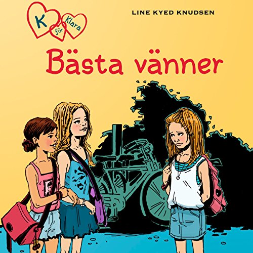 Bästa vänner audiobook cover art