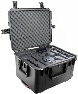 CasePro Hard Case Yuneec Typhoon H Hard Case, Black (CP-YUN-TY-H)