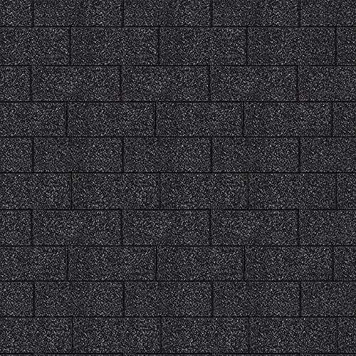Preisvergleich Produktbild Unbekannt Karibu Schindeln Dachschindeln,  schwarz,  Nicht zu treffend