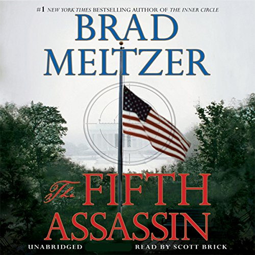 The Fifth Assassin audiobook cover art