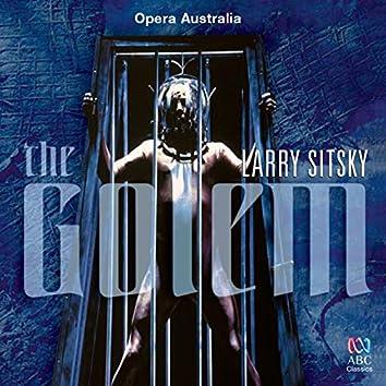 Sitsky: The Golem