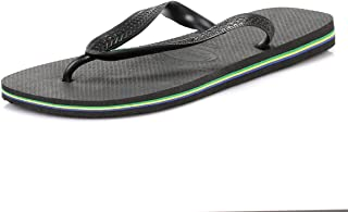 Havaianas Unisex Brazil logo Slippers