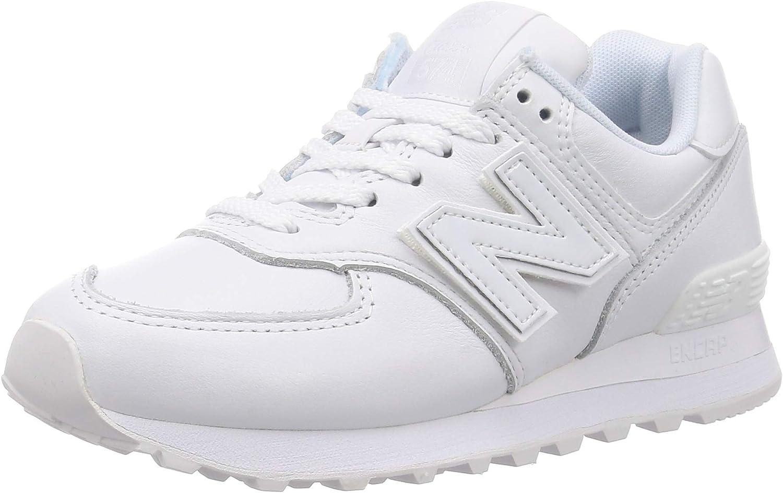 ニューバランス ML574 白