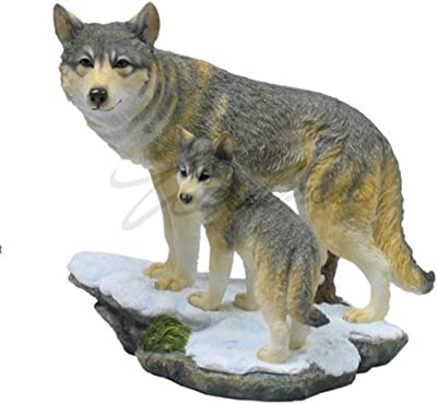 78c4d3cc1 Amazon.com: Swarovski 2019 SCS Gray Wolf 5428544: Home & Kitchen