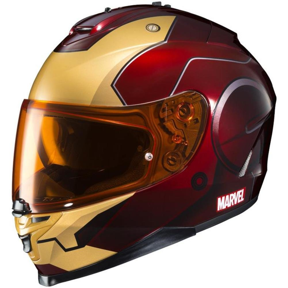 HJC Helmets Unisex-Adult Full-face-Helmet-Style IS-17 Tario MC5 Black//Grey X-Small