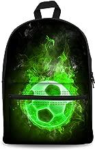 Mumeson Novelty Ball Pattern Kids School Bag Backpacks Travel Book-bags