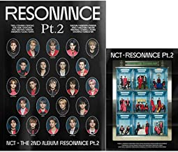 NCT 2020 The 2nd Album Resonance Pt. 2 Preorder (Arrival Version) CD+Folded Poster+Photo Book+Access Card+Photo Card+Stick...