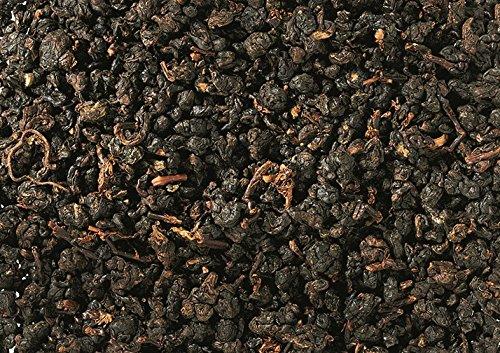 1kg - halbfermentierter Tee - Formosa - Oolong - Dark Pearl