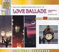オールディーズ~ラブ・バラード エルヴィス・プレスリー、ナット・キング・コール、ペトゥラ・クラーク、クリフ・リチャード 他36曲2枚組 2CDT9