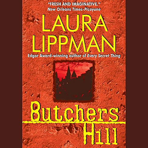 Butchers Hill cover art