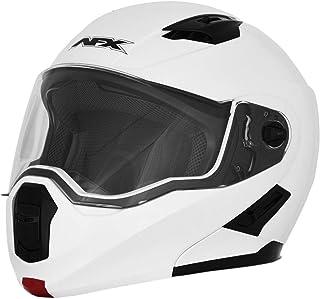AFX FX-111 Helmet (Large) (Pearl White)