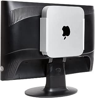 HIDEit MiniU壁マウント|特許取得デザイン|ブラケットfor Mac Mini、VESA、壁、underデスク| Made in the USA by The Leaders Inコンポーネントのマウントソリューション