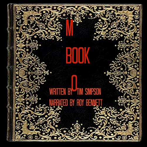M Book Volume 0 audiobook cover art