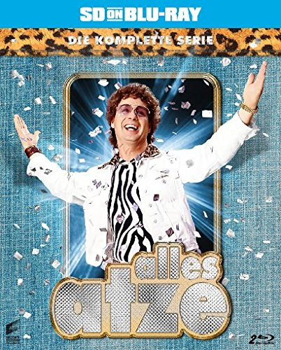 Alles Atze - Alle Staffeln alle Folgen  (SD on Blu-ray)