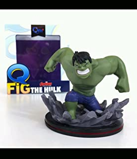 The Incredible Hulk Q-Fig, Loot Crate Exclusive, New In Box, Avengers Age of ultron