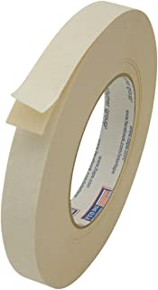 Intertape 591/BEIG07536 591 Double Sided Flat Back Paper Tape: 3/4