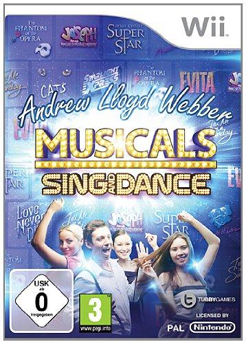Andrew Lloyd Webber Musicals: Sing & Dance - [Nintendo Wii]
