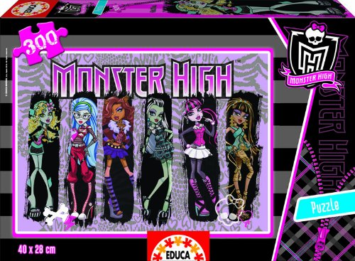 Educa Borrás 15132 - 300 Monster High