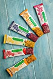 Get Fruity Barritas de sabores surtidos 35g (paquete de 25)
