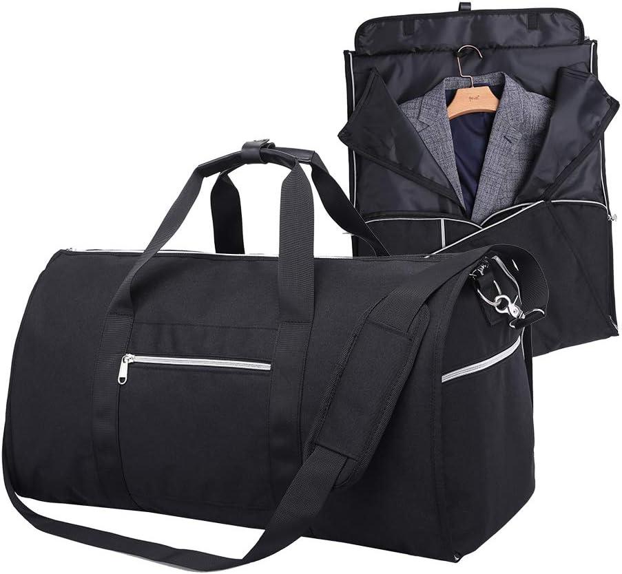 Geisofu Travel Carry-on Garment Regular dealer Bag 2 in for Women cheap Fol Men 1 and