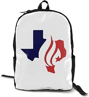 TED Cruz Logo Unisex-Adult Customized Classic School/Travel/Outdoors/Sports Backpacks