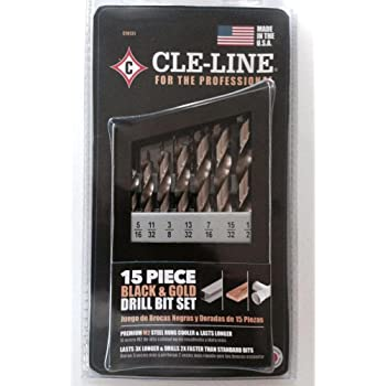 2 Flute,2.6250 Flute Length .2210 #2 RedLine Tools Black Oxide Finish General Purpose Long Aircraft Drill 6.0000 OAL Pack of 12 RD44602