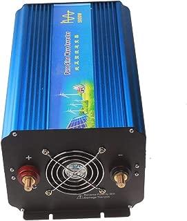 RT-PARTS Power Pure Sine Wave Inverter 5000W DC 12V to AC 220V AC200-240V