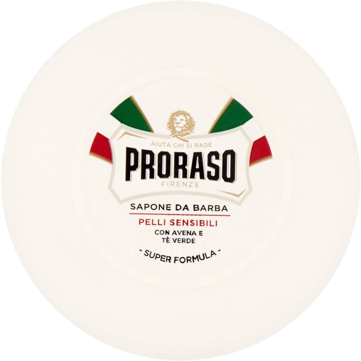 Proraso Proraso White Line Shaving Soap In A Jar 150Ml 150 ml
