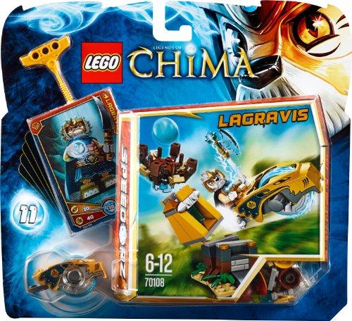 LEGO Legends of Chima 70108 - Königs-Crash