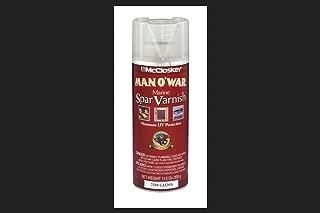 12 Oz Spar Varnish Spray Paint Gloss [Set of 6]