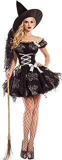 Plus Size Silver Sparkle Witch Costume, Plus Size Sexy Silver Sparkle Witch Costume